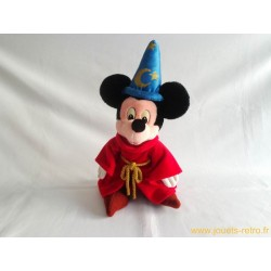 Peluche Fantasia Mickey Disneyland Paris