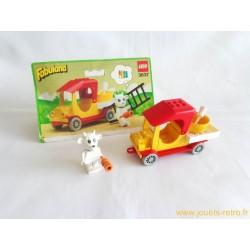 Lego Fabuland 3637 Le peintre