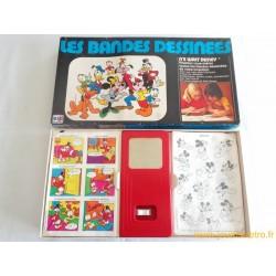 Les bandes dessinées N°2 Walt Disney - CEJI 1975