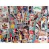 Lot 100 cartes Basket français LNB Panini 1995