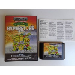 Teenage Mutant Ninja Turtles : The Hyperstone Heist - Megadrive