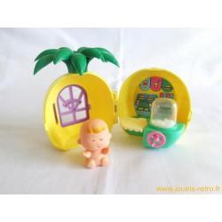 Bikinis Pipi Baby Ananas TOMY 1991