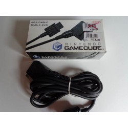 Cable RVB pour console Game Cube