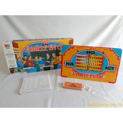 Une famille en or - jeu MB 1990