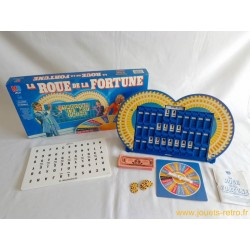 La roue de la fortune - jeu MB 1987