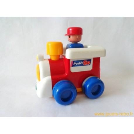 Locomotive Push'n'go Tomy