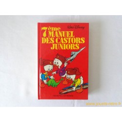 7ème Manuel des Castors Juniors Disney