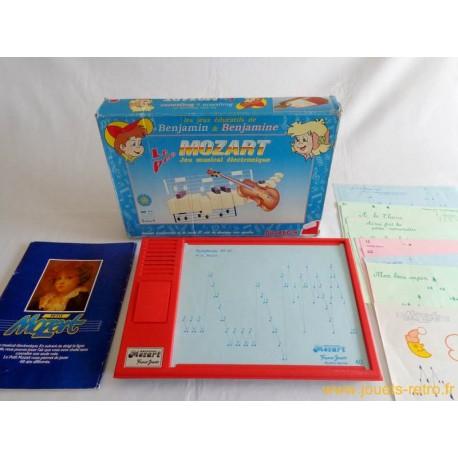 Le petit Mozart - jeu musical électronique Dujardin 1984