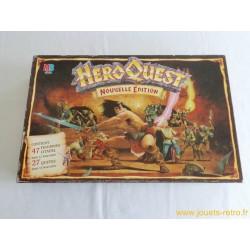 """Heroquest """"nouvelle édition"""" - jeu MB 1992"""