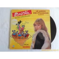 Dorothée Le jardin des chansons album 5 - 33T Disque vinyle