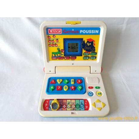 """Ordinateur """"Genius Poussin"""" Vtech"""