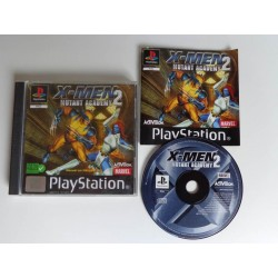 X-Men Mutant Academy 2 - Ps1