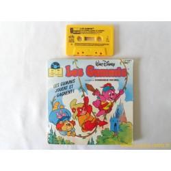 Les Gummis - Cassette livre