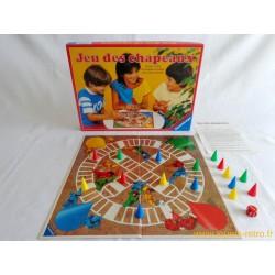 Le jeu des chapeaux - jeu Ravensburger 1984