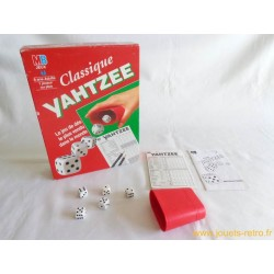 Classique Yahtzee - Jeu MB 1994