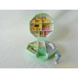 Polly's School Polly Pocket 1990
