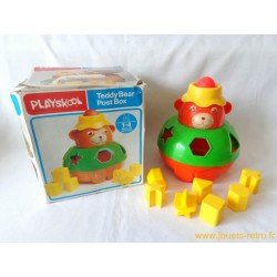 Teddy l'ours Playskool