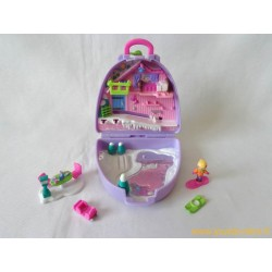 Snow Moutain Polly Pocket 1996