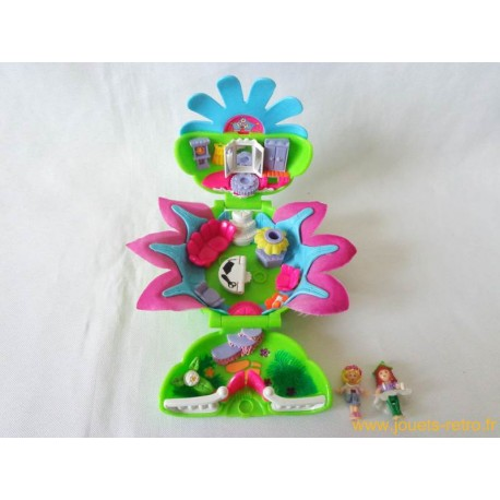 Totally Flowers Polly Pocket 1997