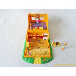 Pony Ride Polly Pocket 1998