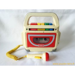 Lecteur enregistreur cassette Playskool
