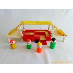 Caravane Fisher Price