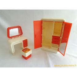 Meubles de Barbie vintage - Mattel 1977