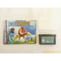 Pinobee - Jeu Game Boy Advance GBA