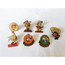 "lot pin's ""BD Cartoon"""