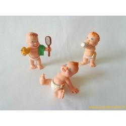 """""""Magic Babies"""" lot de 3 figurines"""