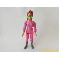"Janine ""Fright Features"" Ghostbusters Kenner"