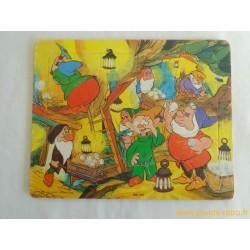 """Puzzle """"Blanche Neige et les Sept Nains"""""""