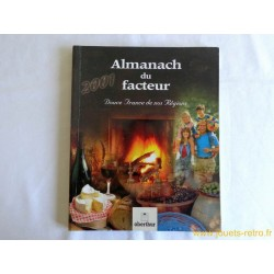 Catalogue almanach du facteur 2001 Oberthur