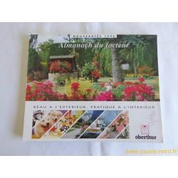 Catalogue almanach du facteur 1996 Oberthur
