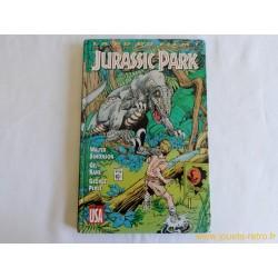 """Jurassic Park"" La BD du film !"