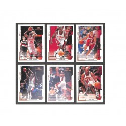 NBA UPPER DECK MVP 00-01 set complet 220 cartes