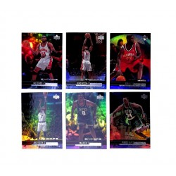 NBA UPPER DECK ENCORE 99-00 set complet 90 cartes