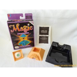 "Magic scène ""l'oeil du pharaon"" jeu MB 1995"