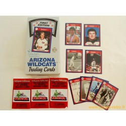 "Paquet cartes sport ""Arizona Wildcats"""
