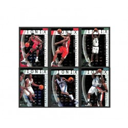 NBA UPPER DECK IONIX 99-00 set complet 60 cartes