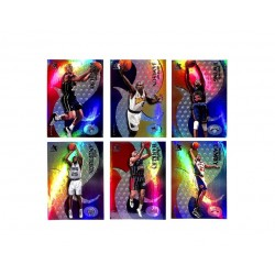E.X SKYBOX 99-00 set complet 60 cartes