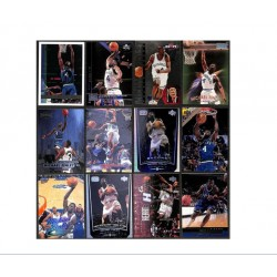 "Lot 18 cartes NBA ""Michael Finley"""