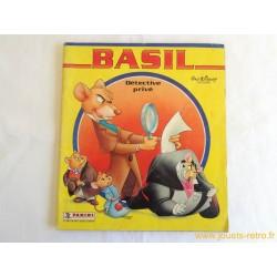 """Album Panini """"Basil détective privé"""""""