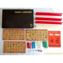 Mah-Jongg - jeu Rachez Paris 1975
