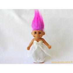 Troll mariée 20 cm Russ Berrie