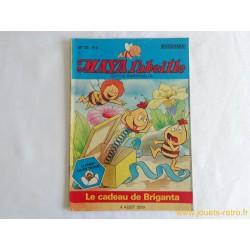 "Maya l'abeille n° 22 ""Le cadeau de Briganta"" - Rhodania 1979"