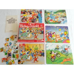 Loto Mickey Donald Walt Disney Nathan 1988