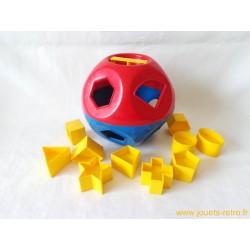 Boule à formes Tupperware Toys