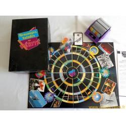 Mensonges, salades ou vérité - jeu MB 1995