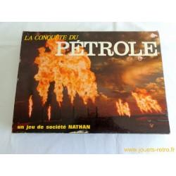 La conquête du pétrole - jeu Nahtan 1973